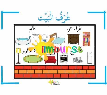 Arabic Vocabulary Rooms In A House Ilmburst. Home > Arabic Vocabulary Rooms In A House. Wiring. A Diagram Of A House Arabic At Scoala.co
