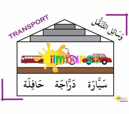 Arabic Vocabulary – Transport