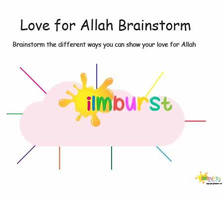 Love (Mahabbah) Brainstorm