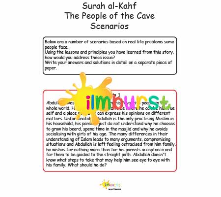 Surah al-Kahf – People of the Cave – Scenarios