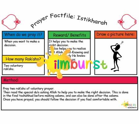 Prayer Factfile: Istikharah Prayer (Complete)