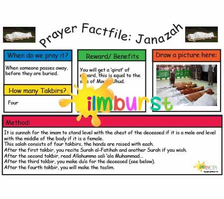Prayer Factfile: Janazah Prayer (Complete)