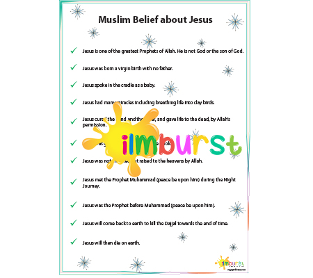 Muslim Belief about Jesus