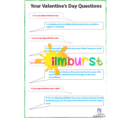 Your Valentine's Day Questions