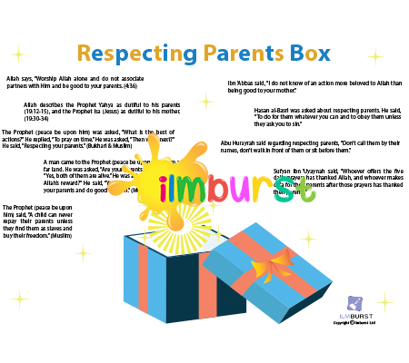 Respecting Parents Box
