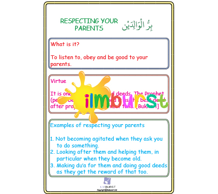 Respecting Parents Infosheet