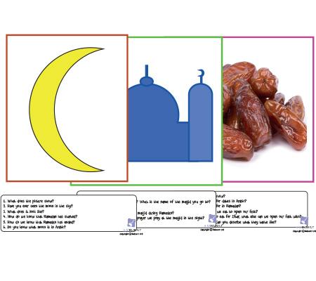 Ramadan Sensory Play